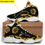 Rabbit Sunshine Jordan 13 Sneaker