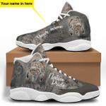 Wolf Native Pride Jordan 13 Sneaker  1