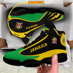 Shoes & Sneakers - Limited Edition - Jamaica Black Version TC2