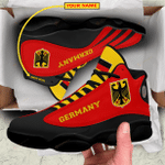 Shoes & Sneakers - Limited Edition - Germany Black Version
