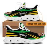 3D Clunky Sneakers - Jamaica - Limited Edition