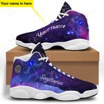 Sagitarius Jordan 13 Sneaker