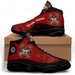 Native American Red 2 Jordan 13 Sneaker