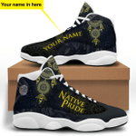 Native American DreamCatcher 2 Jordan 13 Sneaker