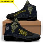 Native American DreamCatcher 3 Jordan 13 Sneaker