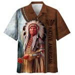Native American Hawaii Shirt 16
