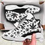 420 Weed 3  JD 13 Sneaker