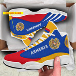 Shoes & JD 13 Sneakers - Limited Edition - Armenia