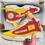 Shoes & JD 13 Sneakers - Limited Edition - New Mexico - U.S.A