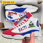 Shoes & JD 13 Sneakers - HAITI - Limited Edition