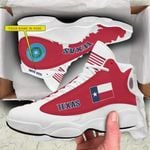 Shoes & JD 13 Sneakers - Limited Edition - Texas - U.S.A