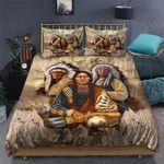 Native American Blue Bedding Sets 102