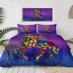 Native American Blue Bedding Sets 240