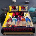 Native American Blue Bedding Sets 114