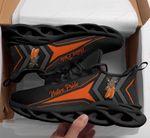 Native American Orange Sneaker 03