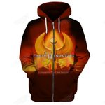 """EWAF900 - """"Elements of Love: Ballads"""" Zip Hoodie - Personalized Name"""