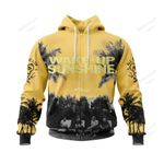 ATL100 Zip Hoodie - Wake Up, Sunshine - Personalized Your Name