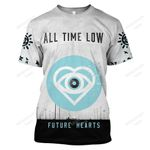 ATL300 T-Shirt - Future Hearts - Personalized Your Name