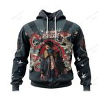 ATL500 Zip Hoodie - Last Young Renegade - Personalized Your Name