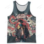 ATL500 Tank Top - Last Young Renegade - Personalized Your Name