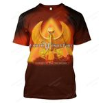 """EWAF900 - """"Elements of Love: Ballads"""" T-Shirt - Personalized Name"""