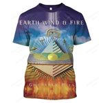 """EWAF400 - """"Greatest Hits"""" T-Shirt - Personalized Name"""