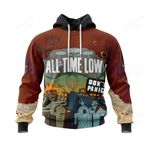 ATL800 Zip Hoodie - Don't Panic - Personalized Your Name