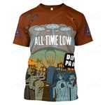 ATL800 T-Shirt - Don't Panic - Personalized Your Name