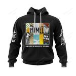 ATL000 Zip Hoodie  - Personalized Your Name