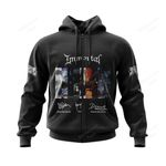 IMMO000 Zip Hoodie  - Personalized Your Name