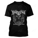 IMMO600 T-Shirt - Northern Chaos Gods - Personalized Your Name