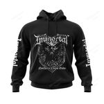 IMMO600 Hoodie - Northern Chaos Gods - Personalized Your Name