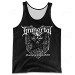IMMO600 Tank Top - Northern Chaos Gods - Personalized Your Name