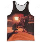 IMMO700 Tank Top - Diabolical Fullmoon Mysticism - Personalized Your Name