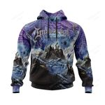 IMMO100 Hoodie - At the Heart of Winter - Personalized Your Name