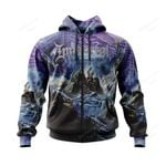 IMMO100 Zip Hoodie - At the Heart of Winter - Personalized Your Name