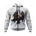 IMMO200 Zip Hoodie - Battles in the North - Personalized Your Name