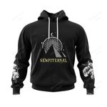 BMTO100 Hoodie - Sempiternal - Personalized Your Name