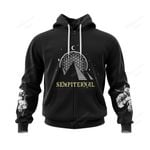 BMTO100 Zip Hoodie - Sempiternal - Personalized Your Name