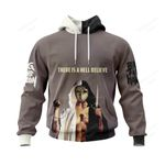 BMTO400 Hoodie - There Is a Hell Believe - Personalized Your Name