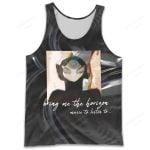 BMTO500 Tank Top - Music to Listen To... - Personalized Your Name