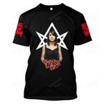 BMTO600 T-Shirt - Suicide Season - Personalized Your Name