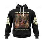 BMTO700 Hoodie - Post Human: Survival Horror - Personalized Your Name