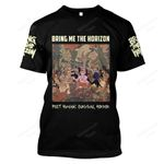 BMTO700 T-Shirt - Post Human: Survival Horror - Personalized Your Name