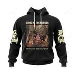 BMTO700 Zip Hoodie - Post Human: Survival Horror - Personalized Your Name