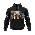 BMTO000 Zip Hoodie - Personalized Your Name