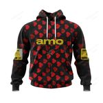 BMTO200 Zip Hoodie - Amo - Personalized Your Name