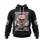 MAPA300 Hoodie - Anywhere but Here - Personalized Your Name