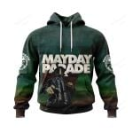 MAPA500 Hoodie - Mayday Parade - Personalized Your Name