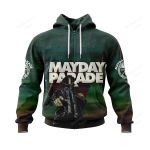 MAPA500 Zip Hoodie - Mayday Parade - Personalized Your Name